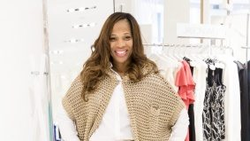 Street Style: NBA wives shop for designer gear at Hudson's Bay