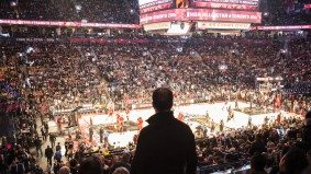What it was like at the NBA All-Star Game