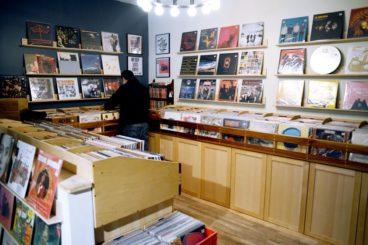 Tiny Record Shop