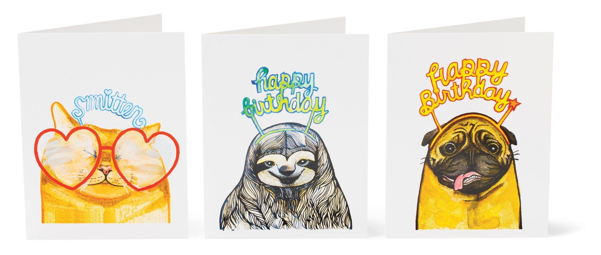 Greeting cards $5 each by Jo Lee, La Jolee