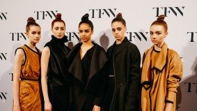A look at Sid Neigum's super-hyped Fashion Week presentation