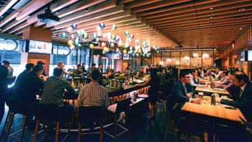 Best Toronto Restaurants 2016: Cactus Club