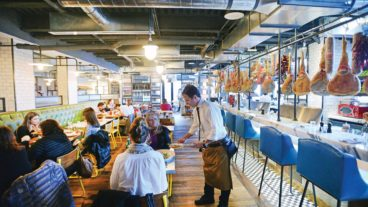 Best Toronto Restaurants 2016: Jamie's Italian