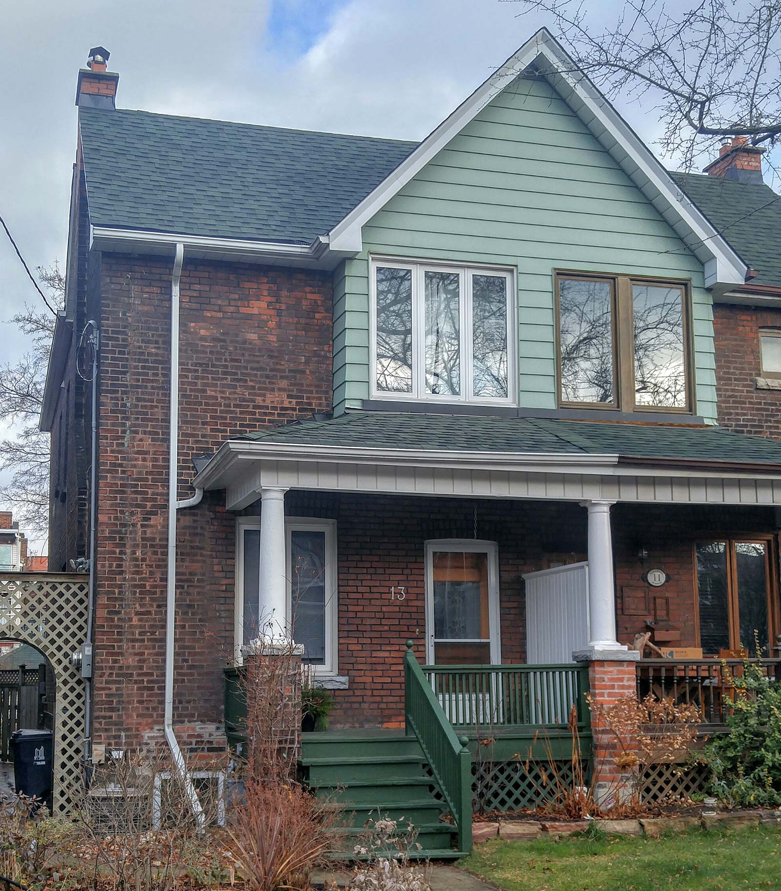 The Chase: Trinity Bellwoods semi