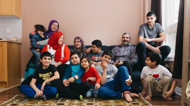 What it's like to live on a Syrian refugee's stipend