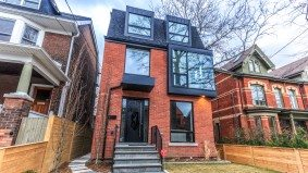 House of the Week: $2.5 million for one of Cabbagetown's few modern homes