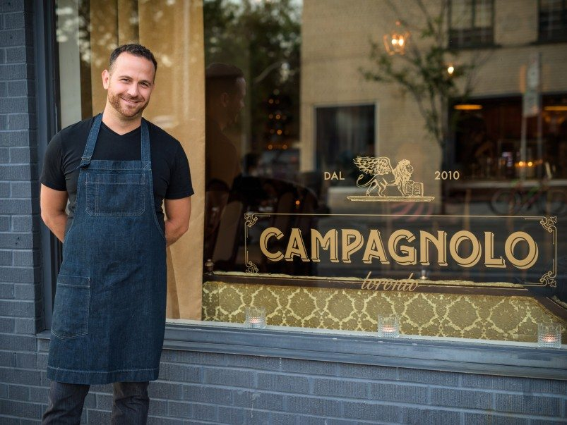 Consumed: What Campagnolo's Craig Harding ate last week
