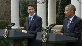 Who had the best zingers: Trudeau or Obama?
