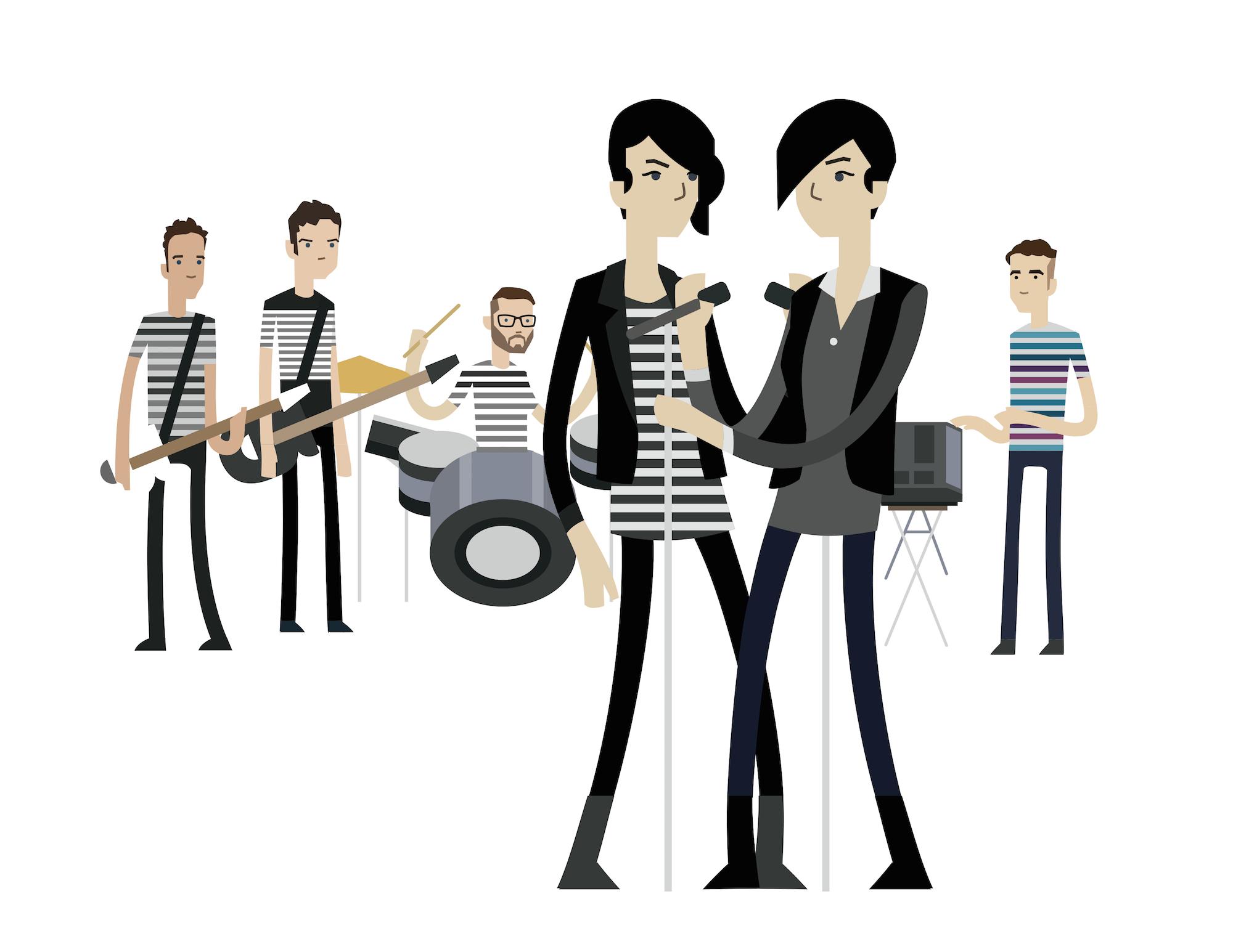 Tegan-and-Sara-Loud
