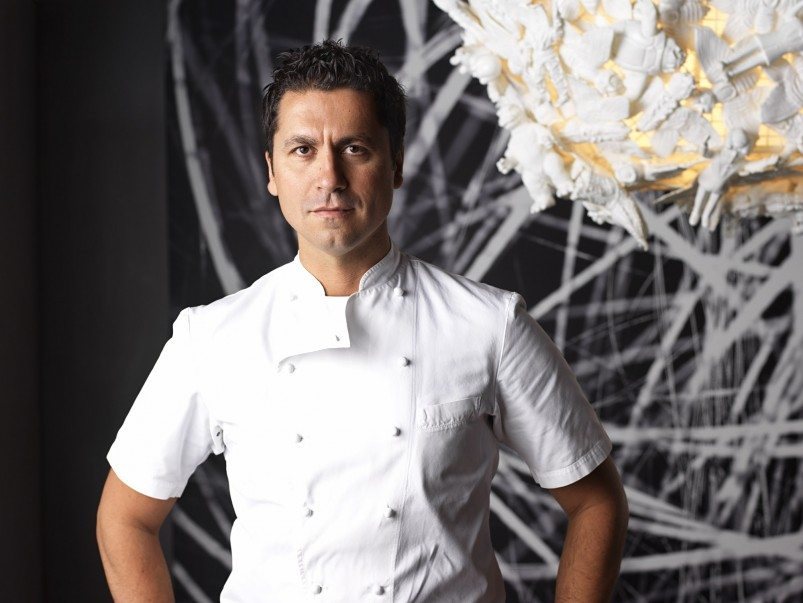 Consumed: What chef and <em>MasterChef Canada</em> judge Claudio Aprile ate last week
