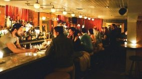 At the Cloak Bar, Chartreuse is just the thing for spring