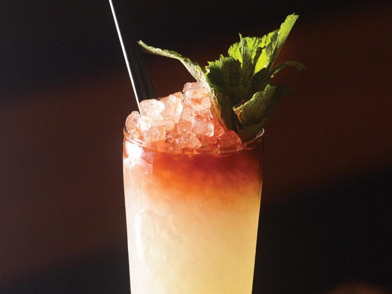 How to make the Cloak Bar's Chartreuse Swizzle