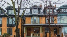 House of the Week: $1.1 million for a Cabbagetown house full of catwalks