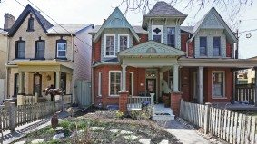 House of the Week: $1.2 million for an extra-wide Victorian semi in Moss Park