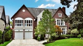 The most expensive home sold in Toronto last week was a faux-English manor in Hoggs Hollow