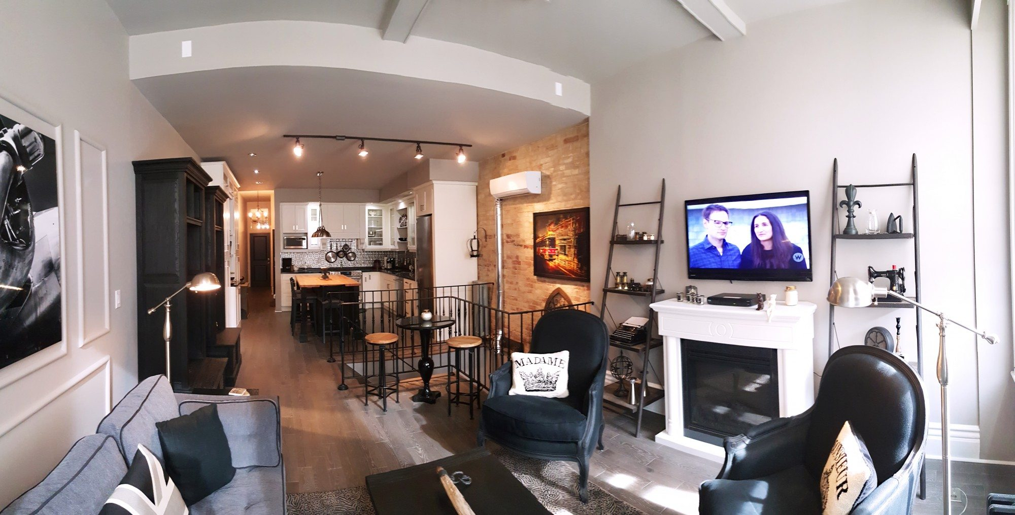 The house for sale at 654 Queen Street West