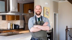 Inside the kitchen of Canoe and Auberge du Pommier chef John Horne
