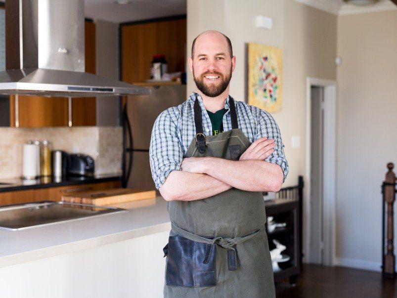 Inside the kitchen of Canoe and Auberge du Pommier chef John Horne