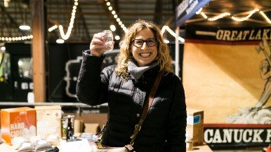 What attendees thought of Canada's first ladies-only beer festival