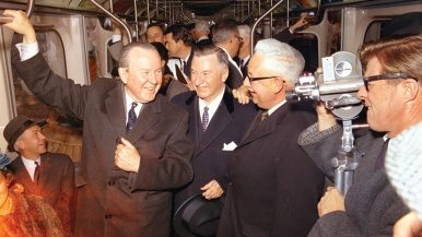 The 10 biggest moments in Toronto transportation in the last 50 years