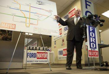 Rob Ford Subways