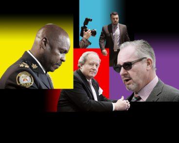 The Police vs. everybody else