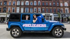 What Justin Bieber fans bought at his Purpose pop-up shop