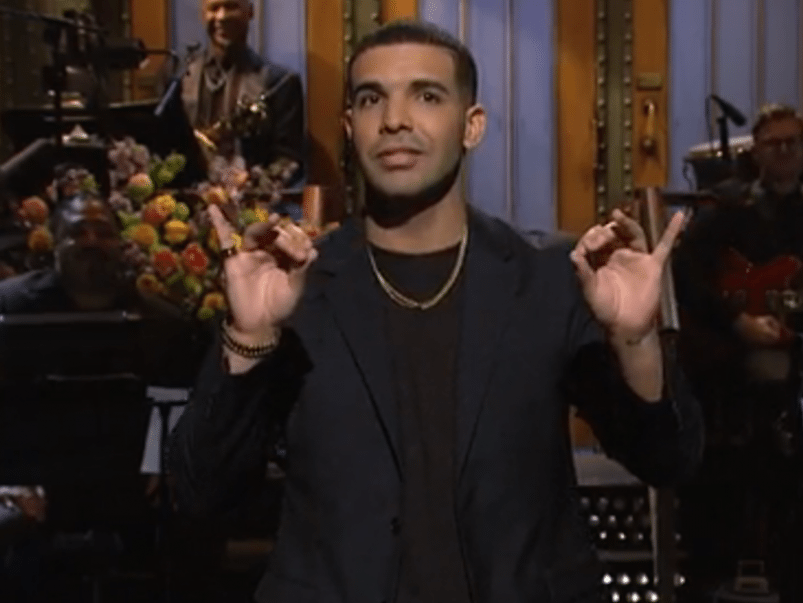 The six best moments from Drake's <em>Saturday Night Live</em> invasion
