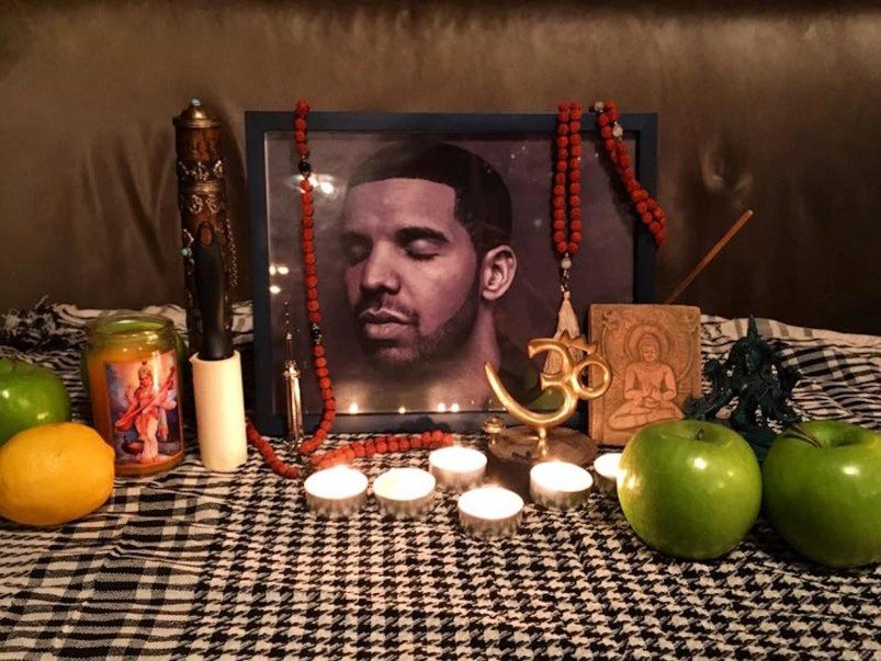 Drake-themed yoga, Drake dance classes and three other events inspired by—who else?—Drake