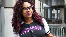 Street Style: Toronto Raptors fans at Jurassic Park