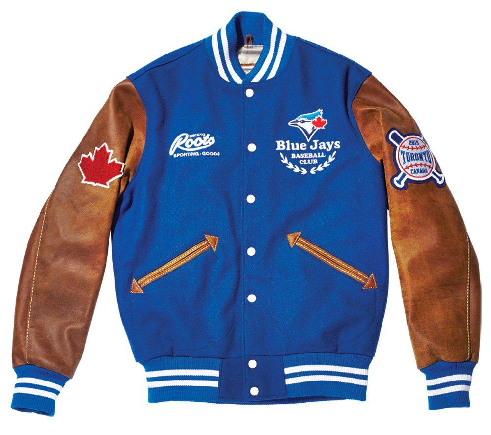 Toronto Blue Jays: Roots bomber jacket