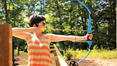 The summer's quirkiest camps for grown-ups who don't wanna grow up