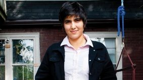 Q&A: Maria Toorpakai, the top-ranked Pakistani squash player who dressed as a boy for a decade