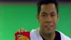 """Roberto Alomar's original """"catch the taste"""" commercial is finally on YouTube"""