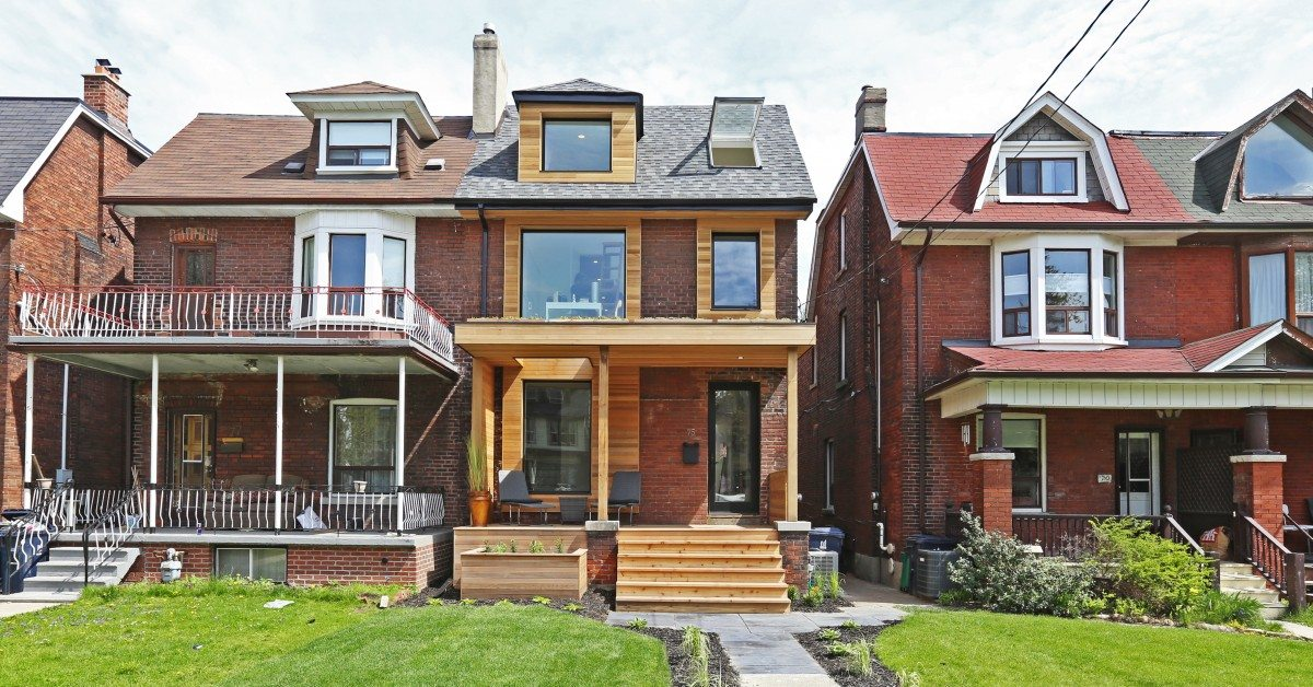 The house for sale at 75 Parkway Avenue