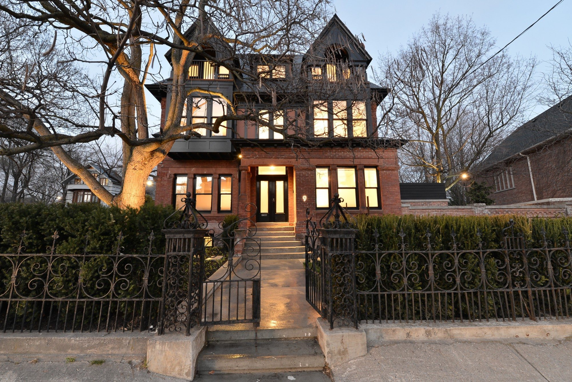 The house for sale at 9 Sherbourne Street North