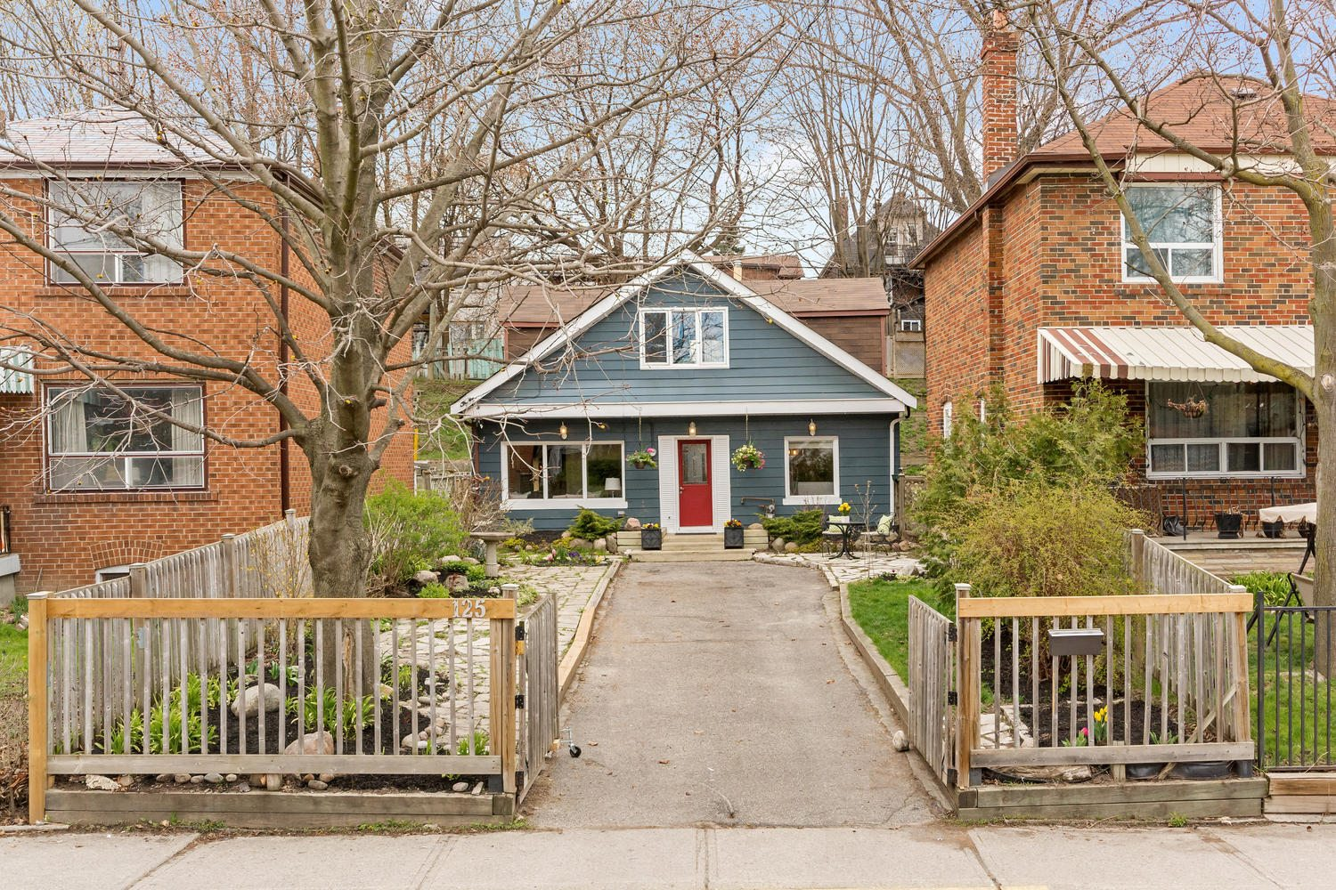 The house for sale at 125 Highfield Road