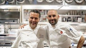 Buca Yorkville hosts another Michelin-starred Italian chef