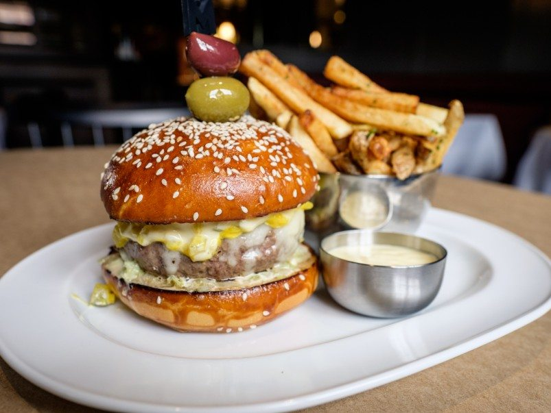 What's on the menu at the Maple Leaf Tavern, a revitalized east-end institution