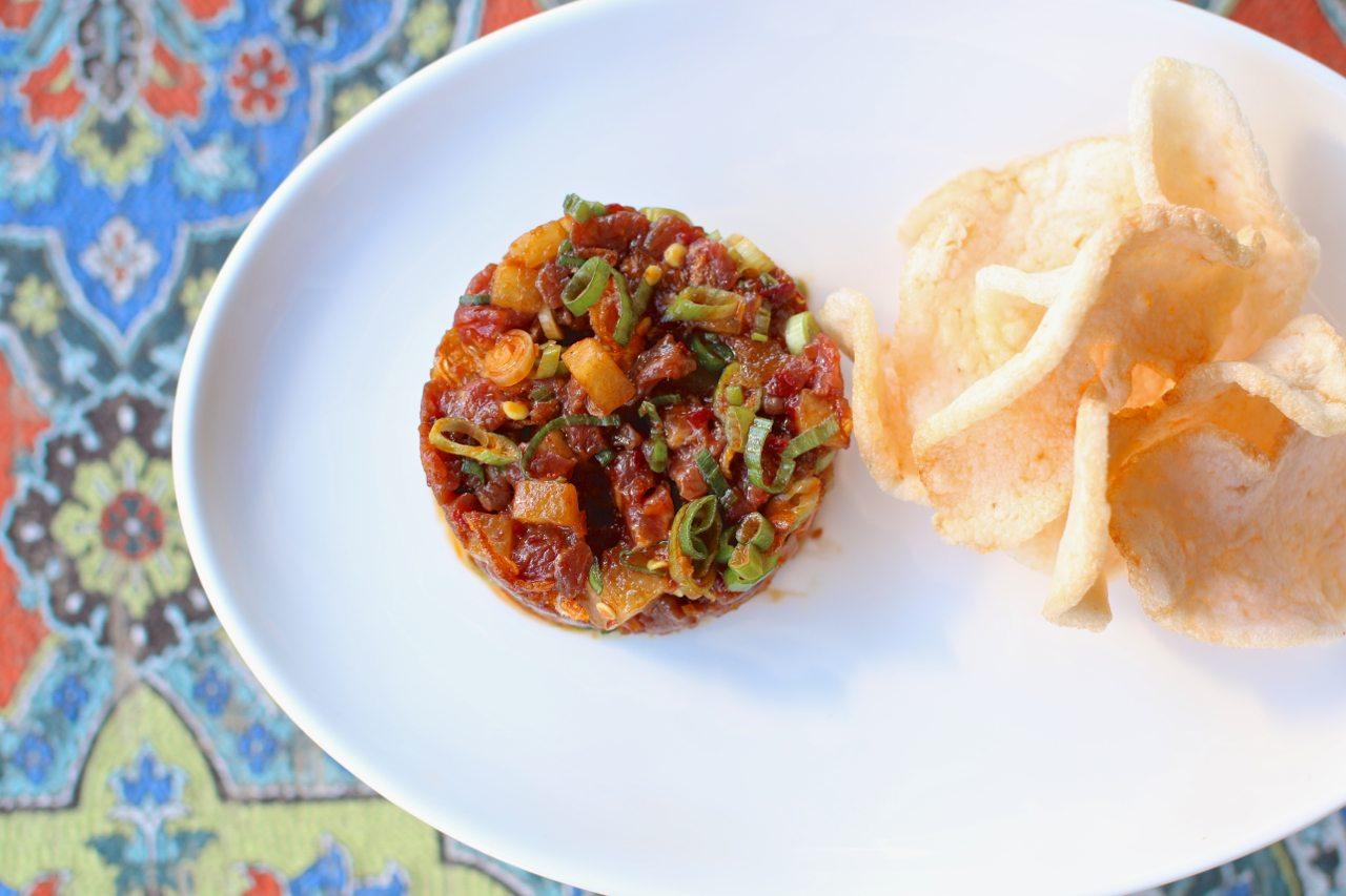 toronto-restaurants-noorden-dutch-indonesian-davisville-beef-tartare