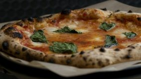 What's on the menu at Pi Co., a new pizza joint that makes pies in 90 seconds or less