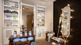 Inside Tuck Shop Trading Company's new, Muskoka-themed Rosedale shop
