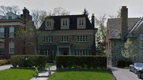Ontario Liberal Party president Vincent Borg is selling his Forest Hill home for $4.6 million
