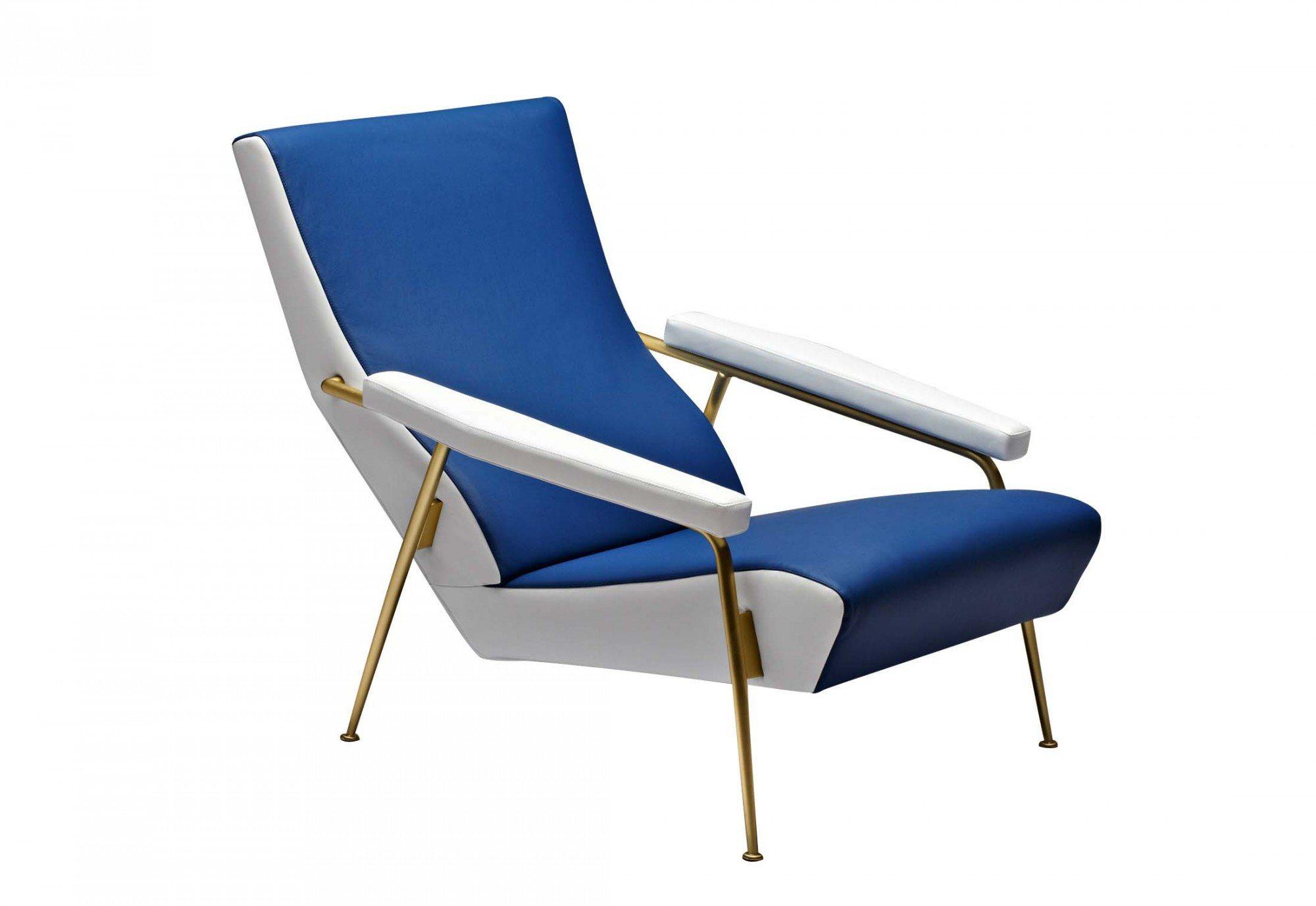 Gio Ponti armchair by Gio Ponti donated by Molteni I Dada