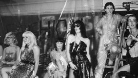 Eleven bizarre vintage photos from Toronto's 1970s art scene