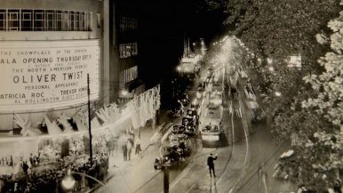 These vintage photos reveal the glamour of Toronto's old-timey movie theatres