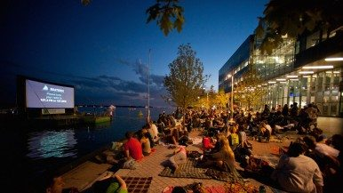 The best outdoor film screenings in Toronto this summer