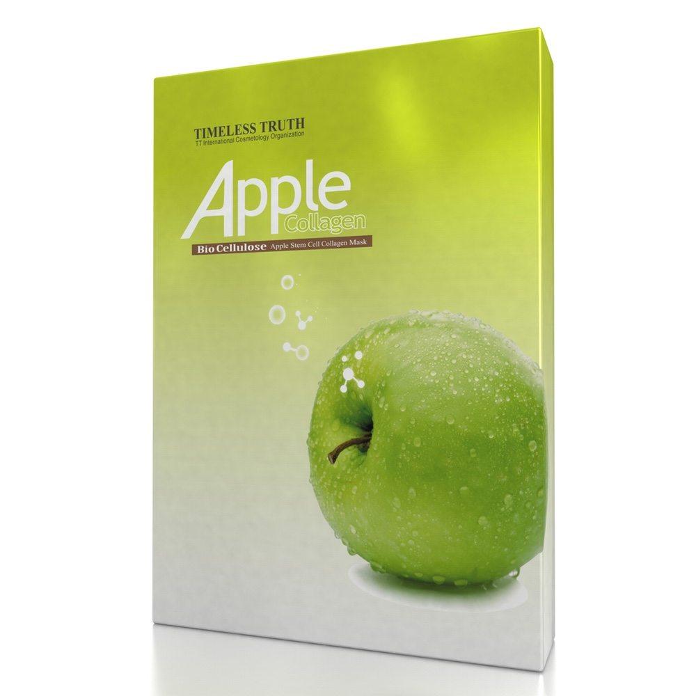 apple collagen mask