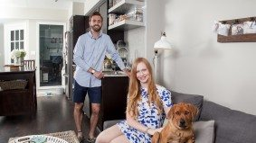 """We don't want to invest our money in a shoebox"": A young married couple saves up for a cottage"