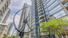 Condo of the Week: $1.7 million for a CityPlace penthouse with a CN Tower view